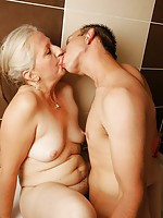 older women being fucked